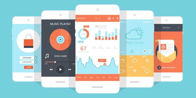Mobile App Design Trends of 2017