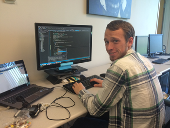 Agilx welcomes a new software developer