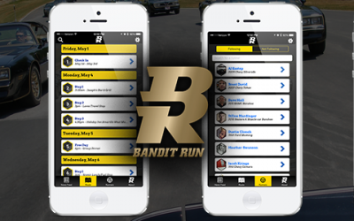 New App Launch – Bandit Run 2015