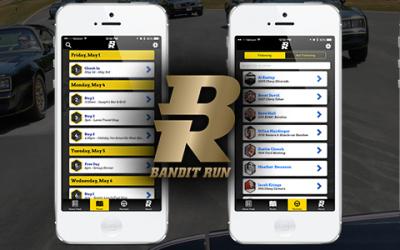 New App Launch – Bandit Run 2015
