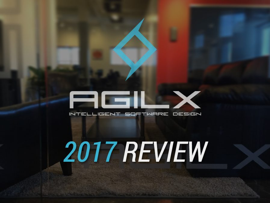 Agilx 2017 in Review